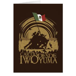 Iwo Yuma Felicitacion