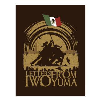 Iwo Yuma Tarjeta Postal