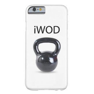 iWOD Funda De iPhone 6 Barely There