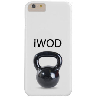 iWOD iPhone 6+ Case Barely There iPhone 6 Plus Case