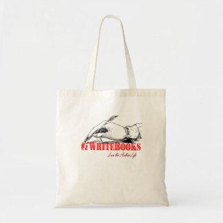 #iWriteBooks Carrier Tote Bag