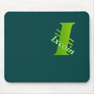 ixcoin limone mouse pads