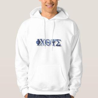 IXOYE 2 Bleu 3D Sudadera