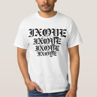 IXOYE faith christian fashion T-Shirt