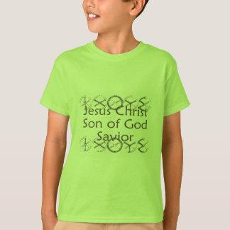 IXOYE in Wheel Spokes T-Shirt