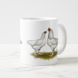 Ixworth Chickens Giant Coffee Mug