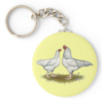 Ixworth Chickens Keychain