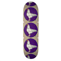 Ixworth Rooster Skateboard Deck