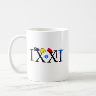 IXXI Remember 9-11 Mugs