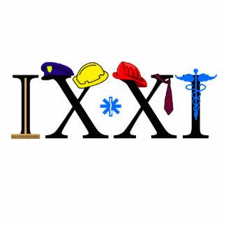 IXXI  Remember 9-11 Photo Cut Out