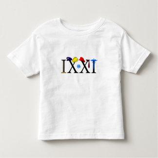 IXXI  Remember 9-11 Toddler T-shirt