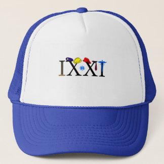 IXXI  Remember 9-11 Trucker Hat