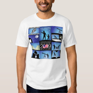 IYA2009 - Nodo de los E.E.U.U.: Camiseta básica Playeras