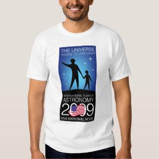 IYA2009 - Nodo de los E.E.U.U.: Camiseta básica Remera