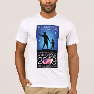 IYA2009 - Nodo de los E.E.U.U.: Camiseta (cabida)