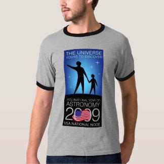 IYA2009 - Nodo de los E.E.U.U.: Camiseta del Camisas