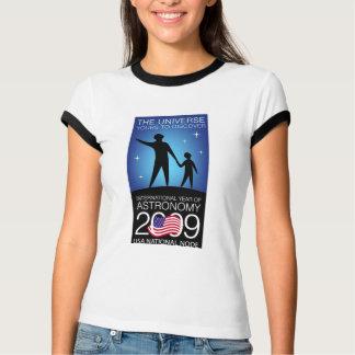 IYA2009 - Nodo de los E.E.U.U.: Camiseta del Polera