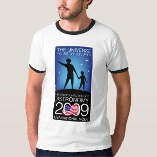 IYA2009 - Nodo de los E.E.U.U.: Camiseta del Poleras