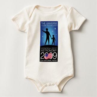 IYA2009 - Nodo de los E.E.U.U.: Enredadera Trajes De Bebé