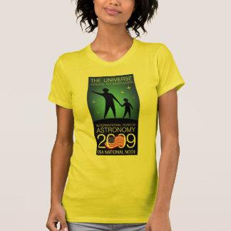 IYA2009 - Nodo de los E.E.U.U.: Top escarpado Camiseta