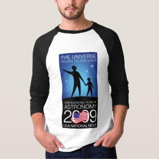IYA2009 - US Node: Basic 3/4 Sleeve Raglan T-shirt