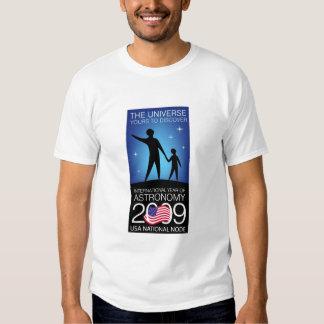 IYA2009 - US Node: Basic Basic T-S... - Customized T-Shirt