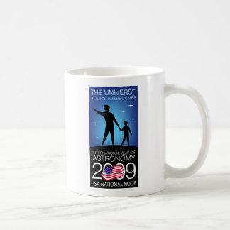IYA2009 - US Node: Classic White Mug 15oz