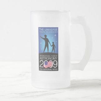 IYA2009 - US Node: Frosted Mug