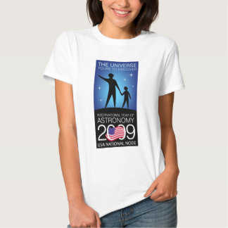IYA2009 - US Node: Ladies Baby Doll (Fitted) T-Shirt