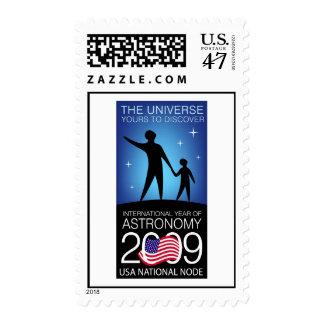 IYA2009 - US Node: Stamps