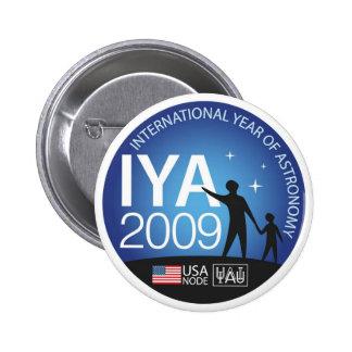 IYA_button Pinback Button