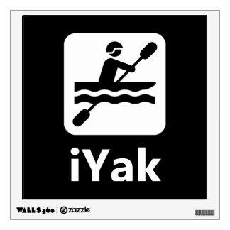 iYak Wall Decal