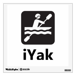 iYak Wall Sticker