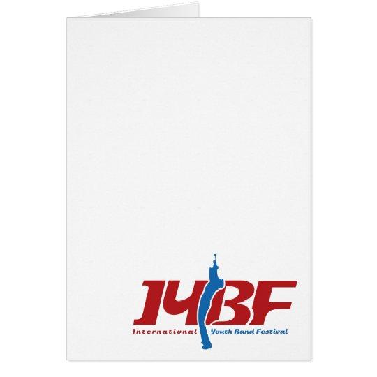 IYBF Logotype Card