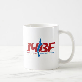 IYBF Logotype Coffee Mug