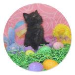 Iz Da Easter Bunny Here Yet Sticker