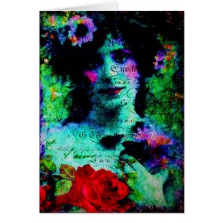 Izabella's Blue Card