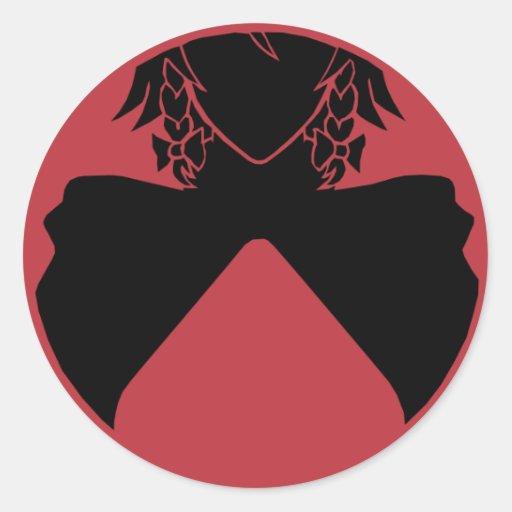 Izayoi Dynamics Logo Sticker