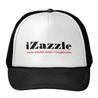 iZazzle, personalizado para promover su tienda del Gorro De Camionero