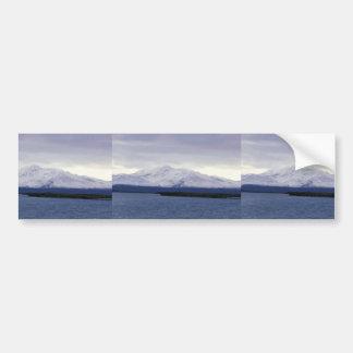 Izembek Landscape Car Bumper Sticker