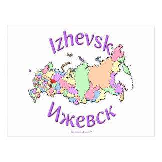 Izhevsk Rusia Postal
