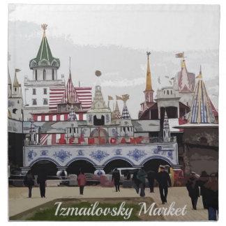 Izmailovsky Market_english Cloth Napkin