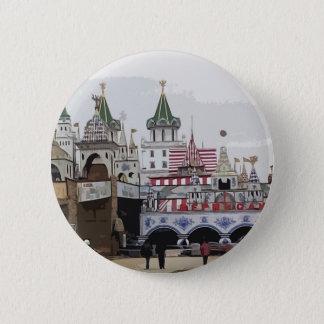 Izmailovsky Market_english Pinback Button