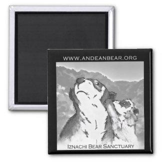 Iznachi Bear Sanctuary Magnet