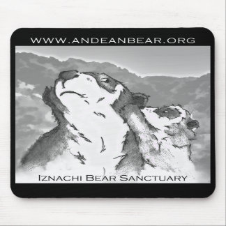 Iznachi Bear Sanctuary Mousepad
