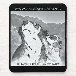 Iznachi Bear Sanctuary Mousepad