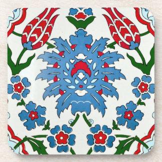 iznic ceramics coaster