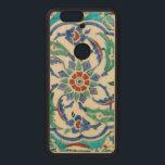 "iznik ceramic tile from Topkapi palace Wood Nexus 6P Case<br><div class=""desc"">Traditional turkish ceramic tile. Color photo from Topkapi palace in Istanbul,  Turkey</div>"