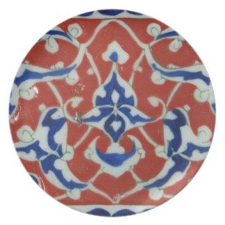 Iznik ceramics  - beautiful art of the Ottomans Dinner Plate