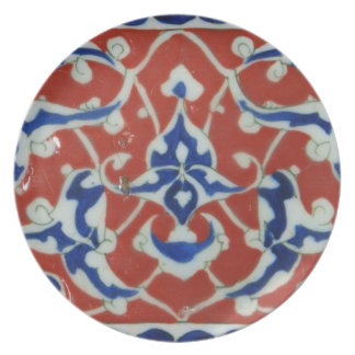 Iznik ceramics  - beautiful art of the Ottomans Plates